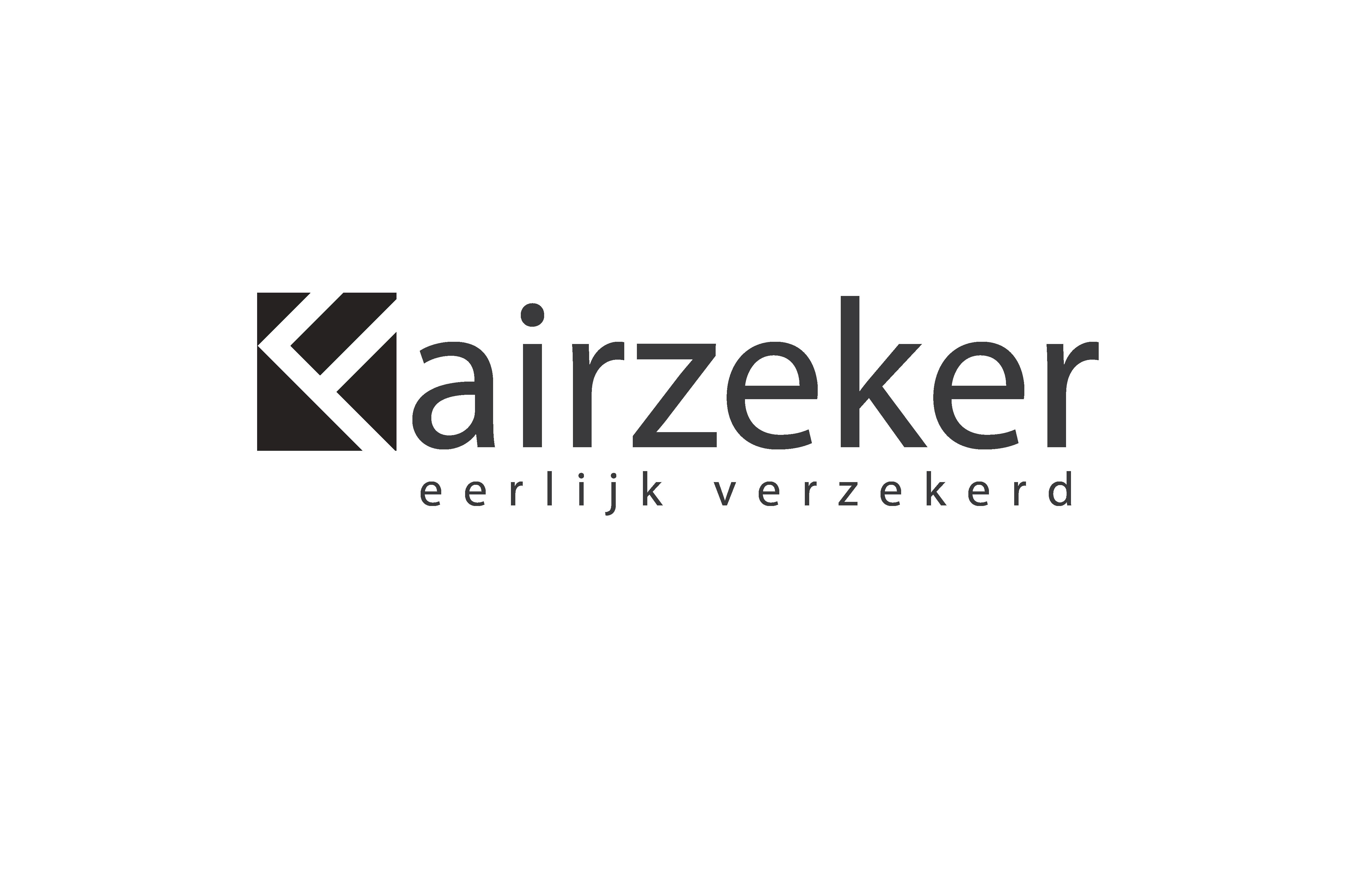 Fairzeker, eerlijk verzekerd Logo